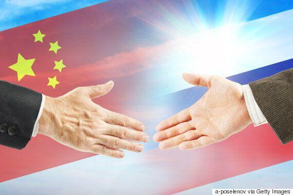한국과 러시아 사이에 있었던 흥미로운 해프닝
