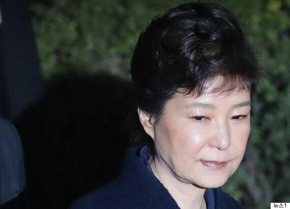 박근혜 전 대통령이 구치소에서 처음 경험하게 될 것들