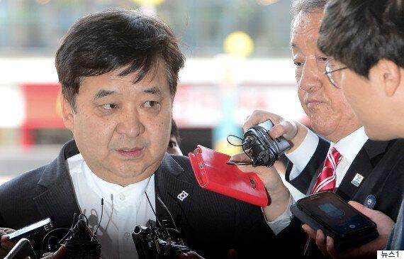 '폭력시위 혐의' 정광용 박사모 회장 경찰