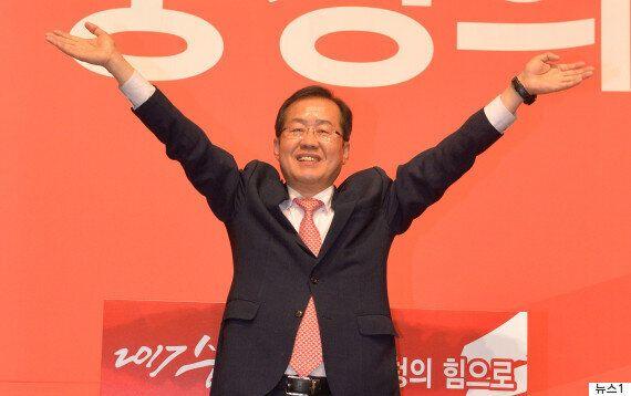 유승민이 대구·경북에서 처음으로 홍준표에 앞섰다