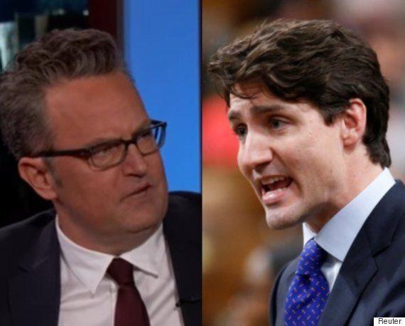 캐나다 총리가 챈들러에게 '한판 붙자'고 말한
