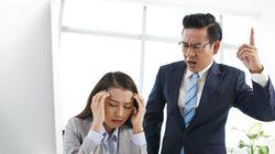 나쁜 상사를 알아차리는 방법 6