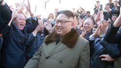 북한이 동해로 '탄도미사일'