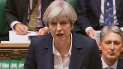 영국 메이 총리가 EU 탈퇴 협상을 공식적으로