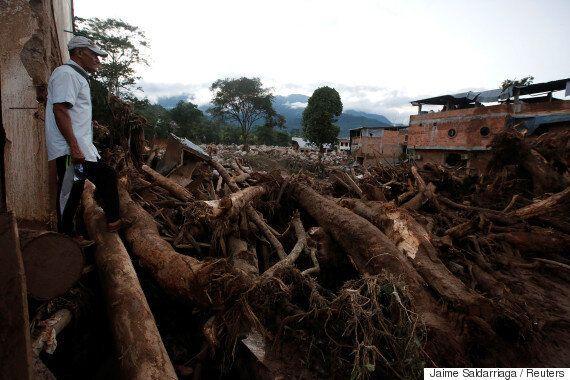 콜롬비아에서 폭우로 200여 명이 숨지는 참사가