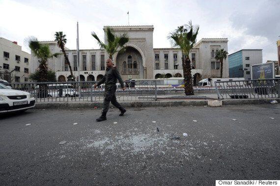 시리아 내전 6주년을 맞이한 15일, 자살폭탄 테러 2건이