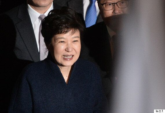 박근혜 전 대통령 측,