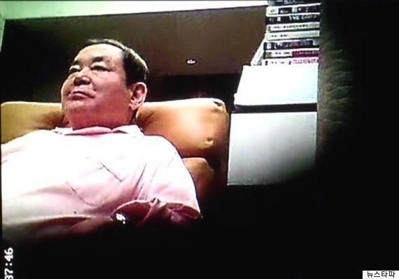 '이건희 동영상' 혐의 CJ 부장, 이맹희 의전