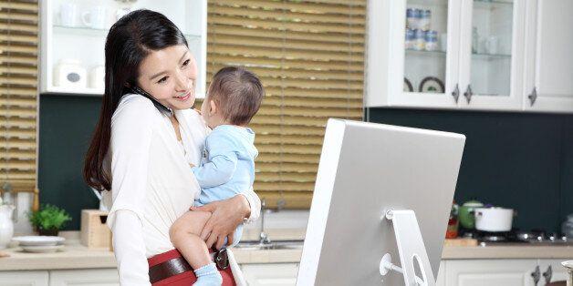 육아휴직 여성 43.4%, 복직 1년 안에