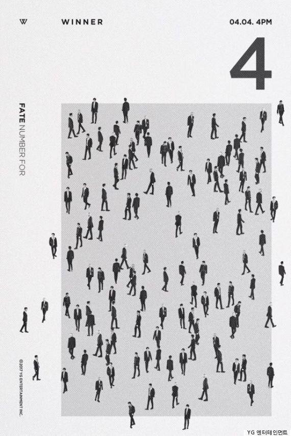 [공식입장] 위너, 4월 4일 오후 4시 신곡발표..1년 2개월만의