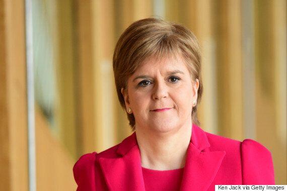 스코틀랜드 정부가 분리독립 주민투표를 다시 추진하겠다고