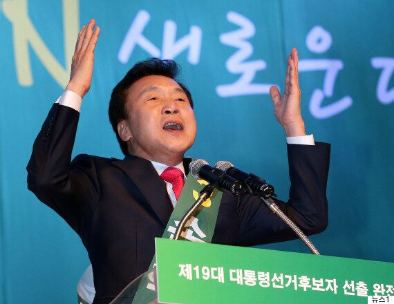 전남에 이어 전북에서도 안철수가 압도적으로 이겼다 (국민의당