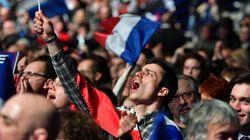 프랑스 청년들이 극우 후보 르펜을 지지하는