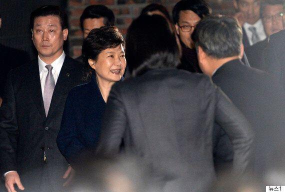 박근혜 전 대통령은 21일, 국민들에게 할 말을