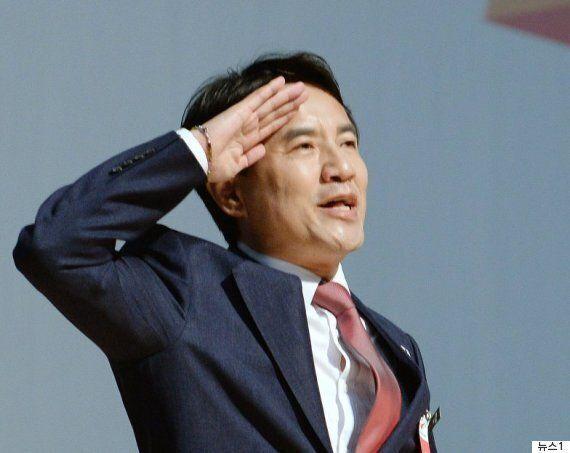 김진태 의원이 자신을 '고향에서 배척당한 예수'에 비교한