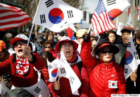 탄핵 당한 박근혜는 오늘도 내일도 별다른 입장을 발표하지 않을 것 같다고