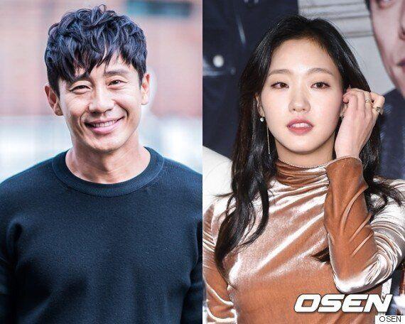 [공식입장] 신하균·김고은, 결별 인정..