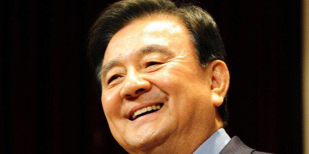 홍석현이 자신의 대선출마설은