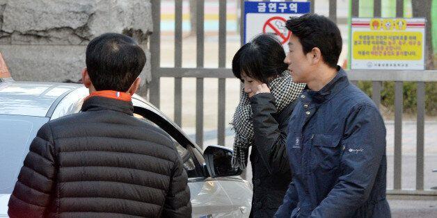박 전 대통령 전속 미용사가 사저로 들어간