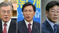 민주당 경선 투표결과 추정 정보가