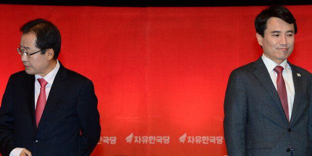 자유한국당 토론 김진태