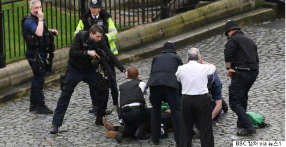런던 테러에서 한국 관광객 5명이 부상한