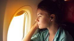 비행기 여행으로 비롯한 실제 생리학적 변화