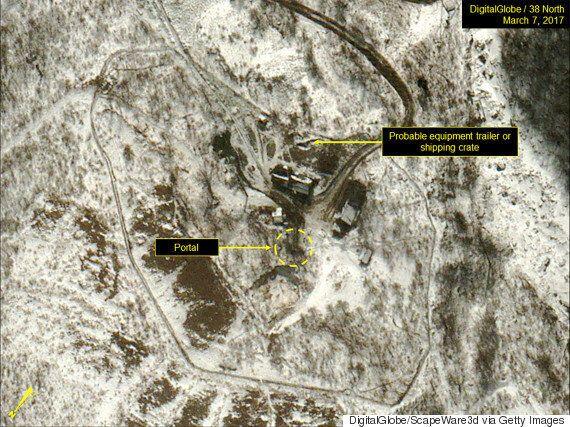 북한이 6차 핵실험을 준비하고 있다. 역대 최대규모가 될 것