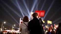 서울시가 '촛불집회 노벨평화상'을