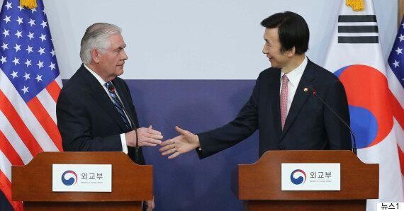 미국은 막상 중국 앞에선 '사드'를 입 밖에도 내지