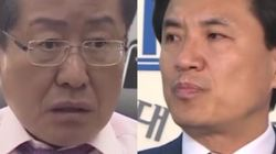 김진태와 홍준표의 말싸움은 정말 애들 싸움
