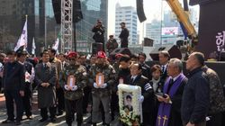 오늘 서울에서는 '탄핵 무효' 집회만