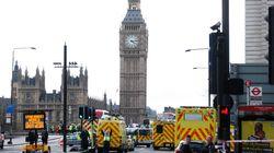 런던 '테러'로 4명 사망, 최소 20명