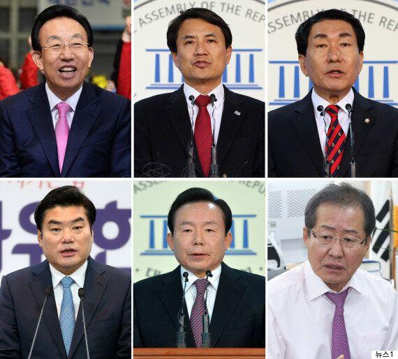 자유한국당 1차 컷오프, 친박당의 정체성을