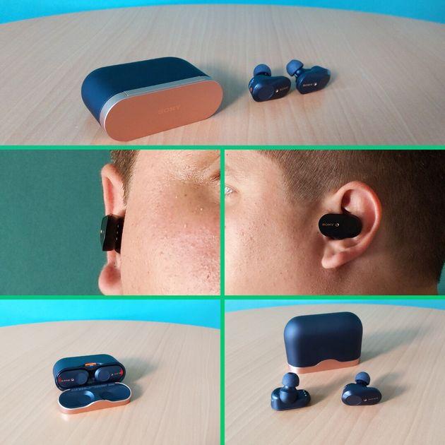 Test des Sony WF-1000XM3, les meilleurs écouteurs sans-fil à réduction de bruit