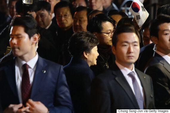 검찰이 21일 오전 9시30분 박 전 대통령을 피의자로