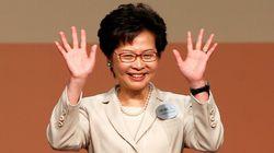 '친중' 후보가 홍콩을 이끌 행정장관에