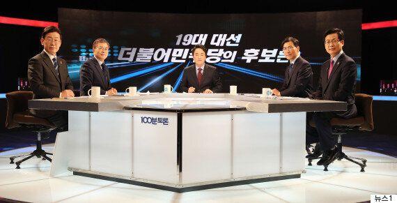 문재인이 MBC 토론에서 대놓고 'MBC가 왜 이렇게 망가졌냐'고