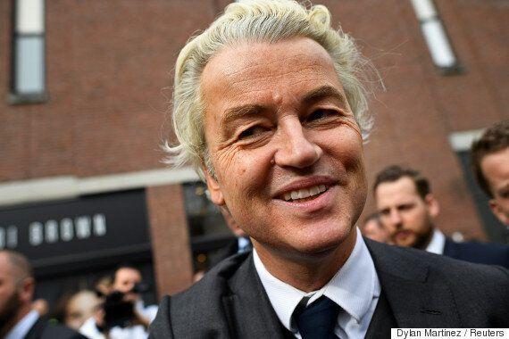 네덜란드 총선에서 '극우 포퓰리즘'이