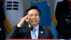 자유한국당 대선 주자가 탄핵 직후 황교안을