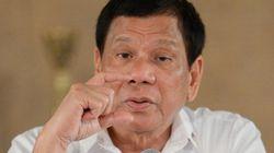두테르테 필리핀 대통령에 대한 탄핵안이