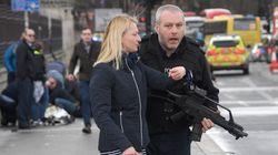 런던 웨스트민스터 테러 목격자들의