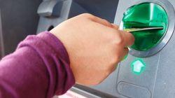 악성코드에 감염된 ATM기를 통해 2500여개의 카드 정보가