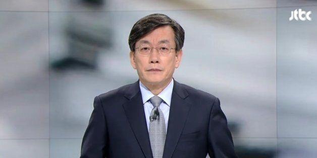 'JTBC 회장 대선 출마설' 이후 나온 앵커 브리핑은 무척이나