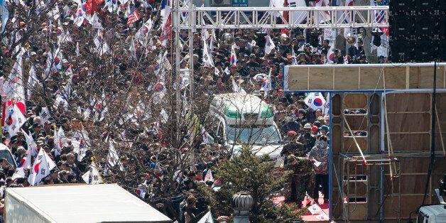 '탄핵반대 집회'에서 숨진 분들의 명복을