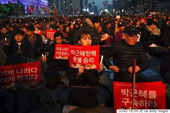 박 대통령 탄핵에 대해 외신의 평가는