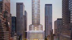 쿠시너의 새 빌딩은 '이것'을 떠올리게