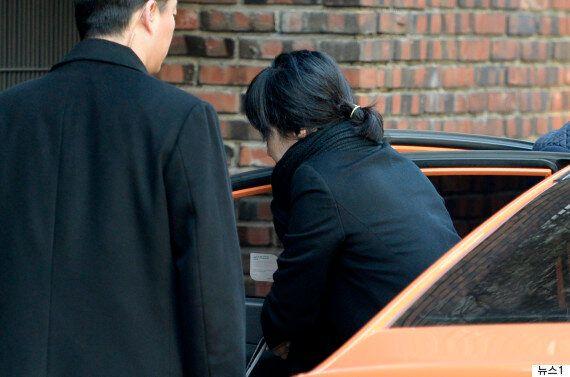 박근혜 자택으로 '안봉근' 명의 휴대폰 요금 고지서가