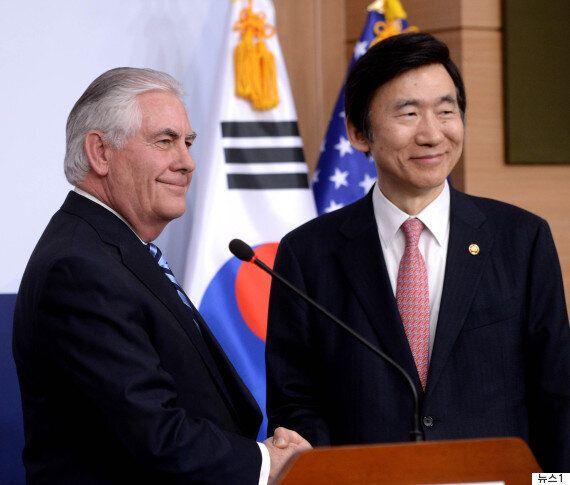 미 국무 장관이 '초청받은 적도 없다'는 외교부 만찬 실종