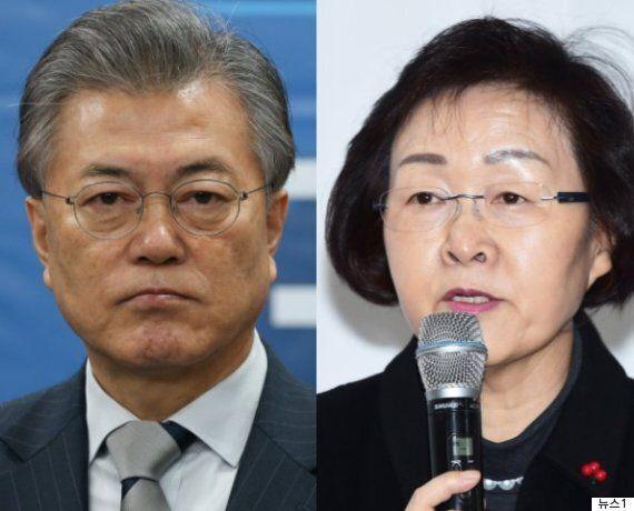 문재인 캠프는 강남구청장 신연희를 고발할